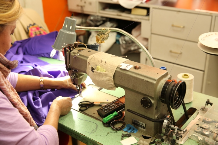 Sewing Machine Day: Needle and ThreadMagic