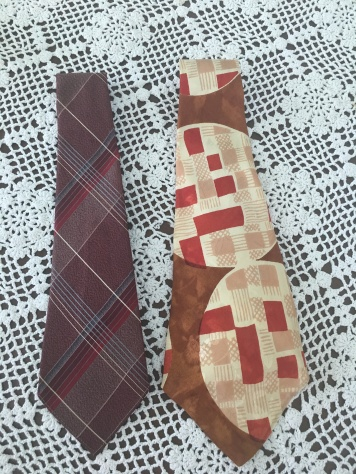 Brown ties