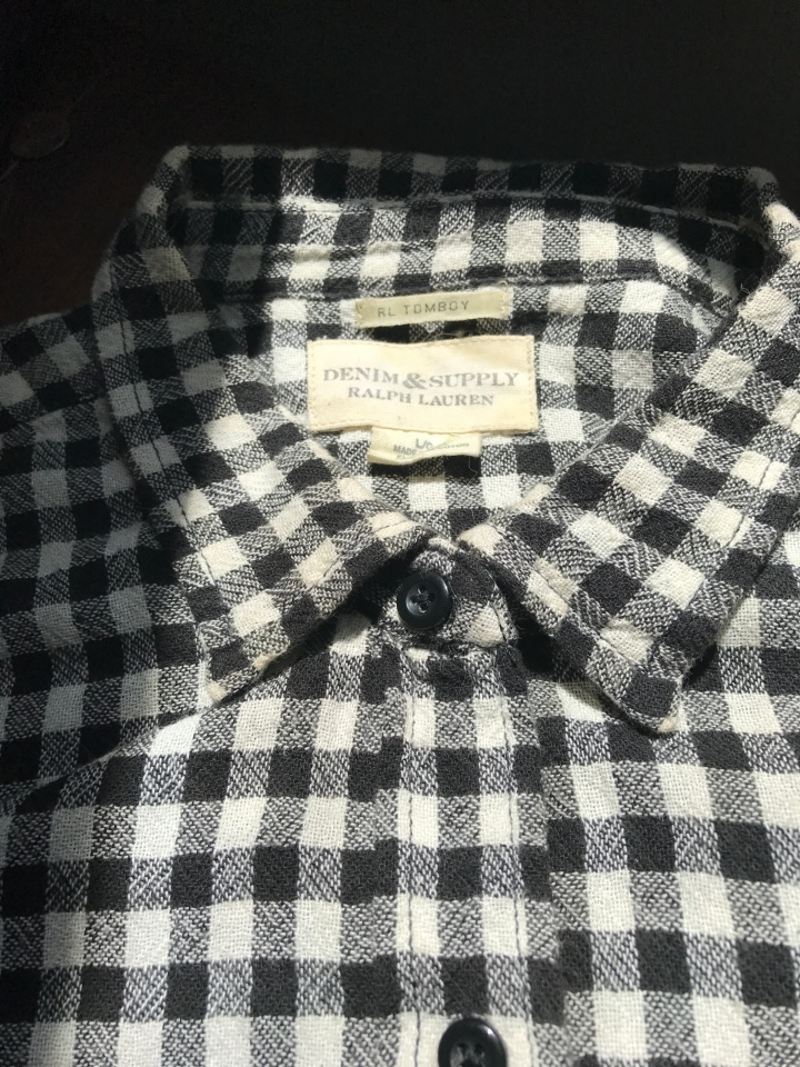 Gingham? Check!