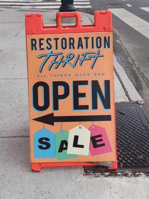 New Orleans: RestorationThrift