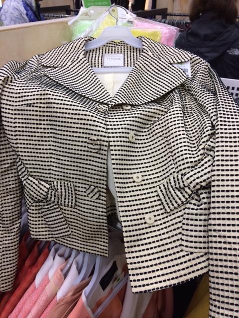 B store jacket