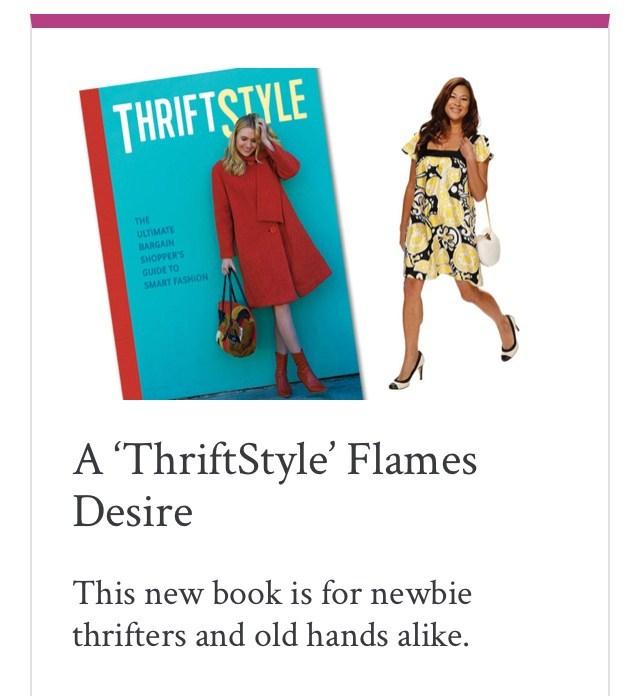 A 'ThriftStyle' Flames Desire – mylittlebird.com Review