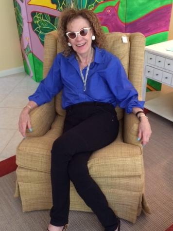 Swivel chair with Ellen
