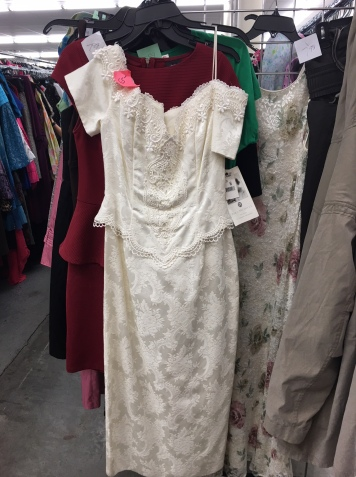 McClintock dress
