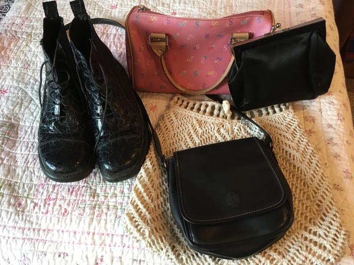 boots purses