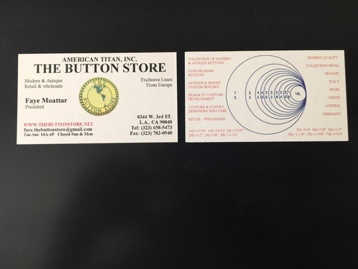 Button Shop card