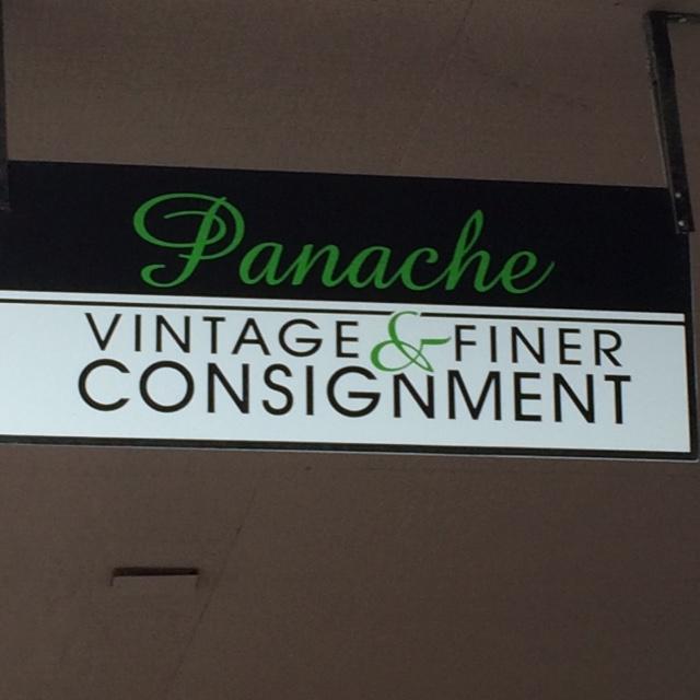 Panache sign