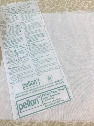 Pellon label