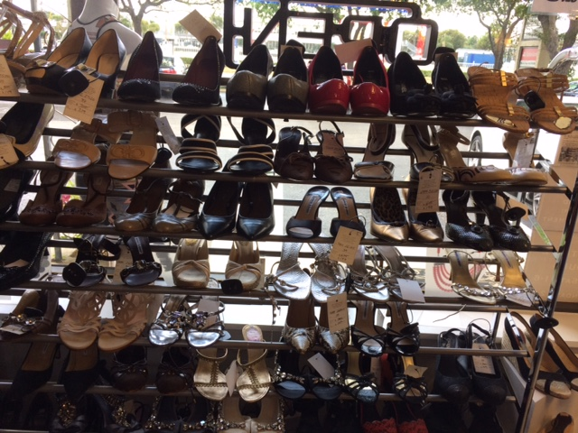 AL shoes