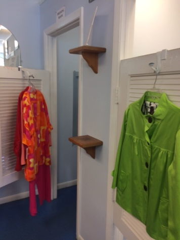 Bethesda dressing room