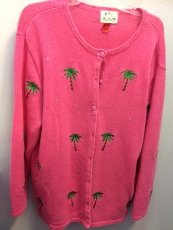 Bethesda pink sweater