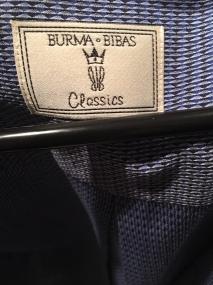 Burma Bibas label