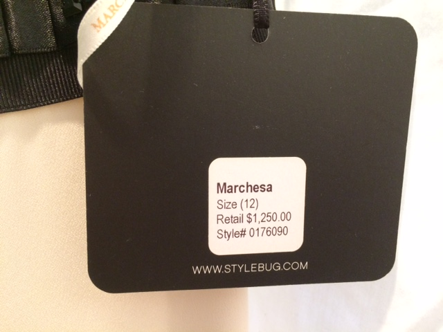 Marchesa label