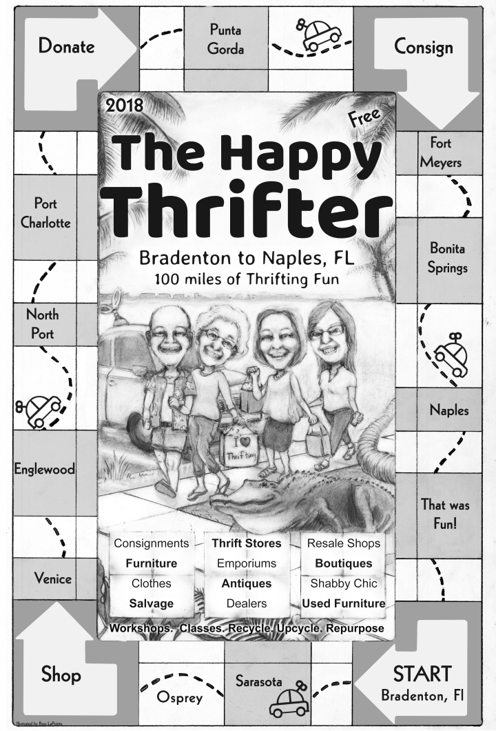 A Must-Read: The Happy Thrifter