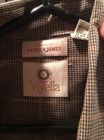Viyella label