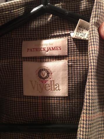 Viyella label