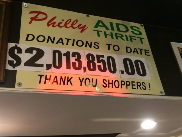 Philly AIDS Thrift Store