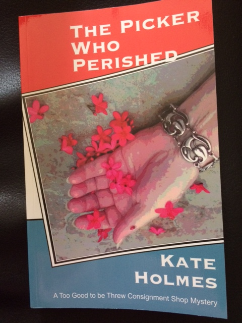Kate Holmes book