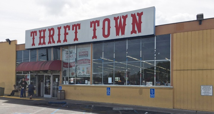 "The Thrift Store Made Famous by the Film ""Lady Bird"""
