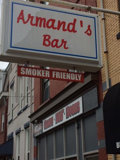 Armands bar