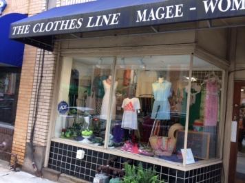 Clothes Line exterior