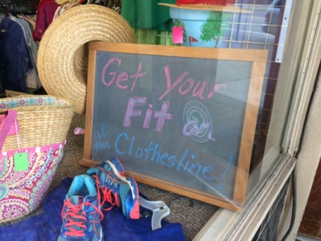 Get Fit Clothesline