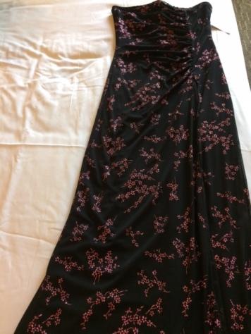 Thriftique print dress
