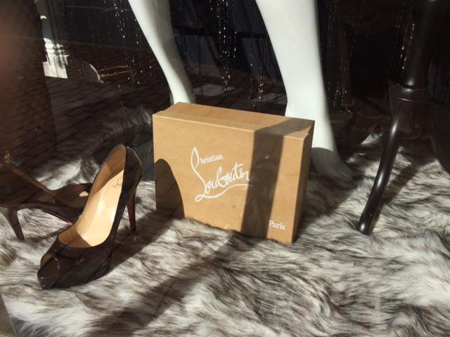 LB shoe