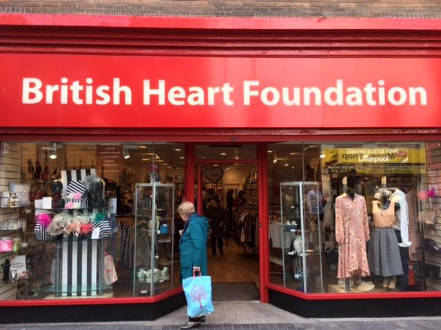 A British Thrift With Heart