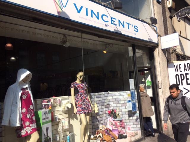Vincent's sign