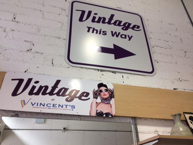 Vincents vintage