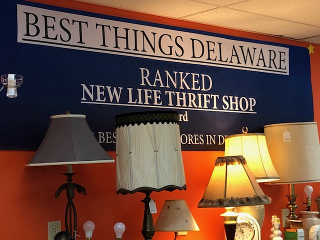 It's National Thrift Store Day. Here's a Favorite in Delaware.