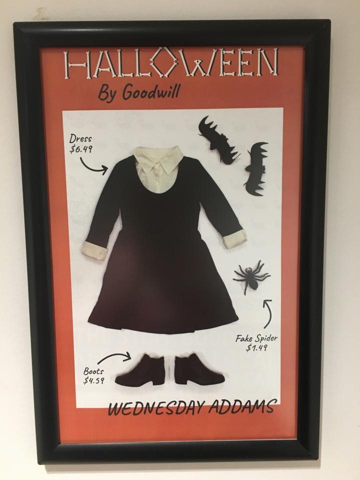 Addams framed