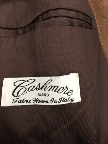 cashmere label
