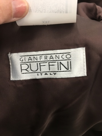 Italy label