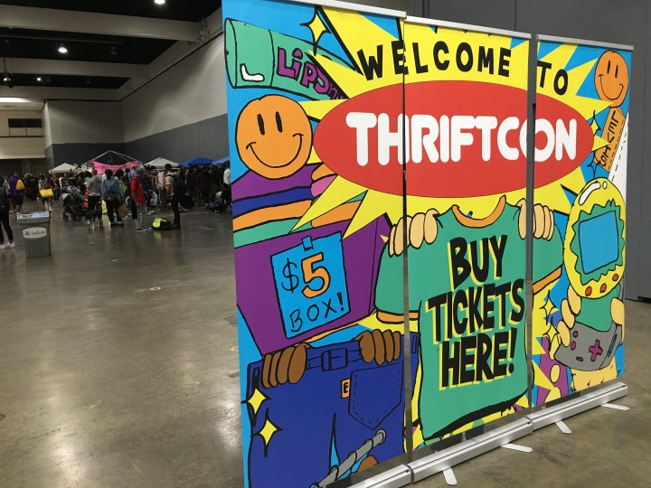 Thriftcon sign
